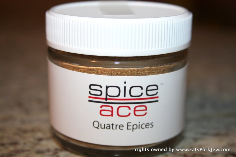 Spice Ace Quatre Epices