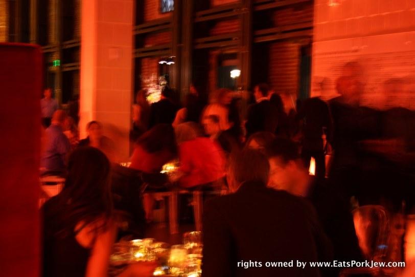 Jews charging the buffet