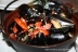 Mussels (Les Moules) Provencale with tomato concassee, basil, garlic & bell peppers from Chez Maman in Hayes Valley. We got French fries for dipping in the broth too.