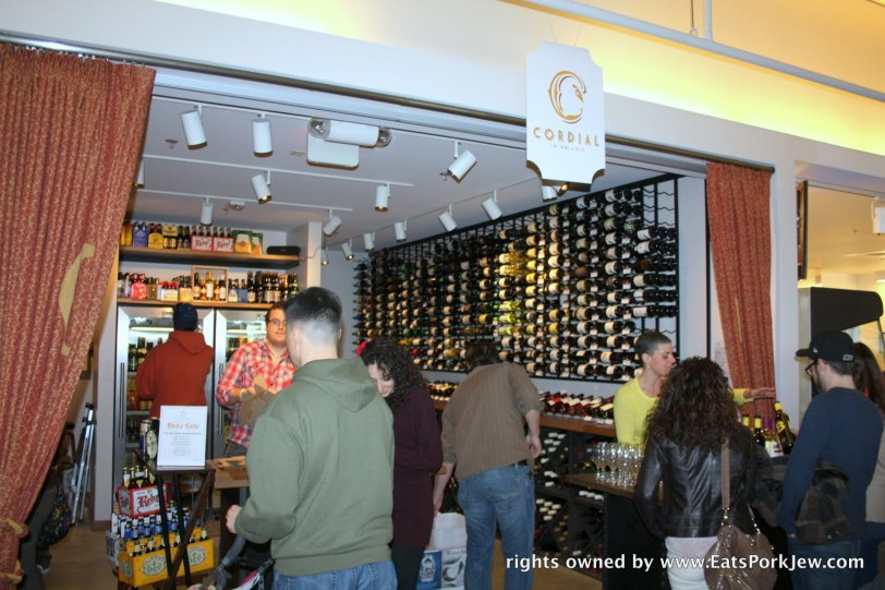 Cordial wine & beer shop at DC's Union Market #2