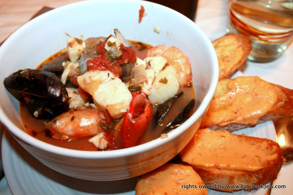 Yay for the Cliche: Dungeness Crab and Mixed Seafood Cioppino