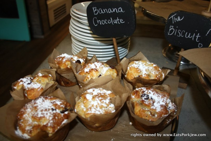 Banana chocolate biscuits from big bottom market in Guerneville, CA