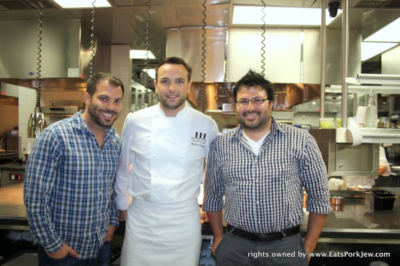Chatting with Restaurant Guy Savoy's Executive Chef Mathieu Chartron