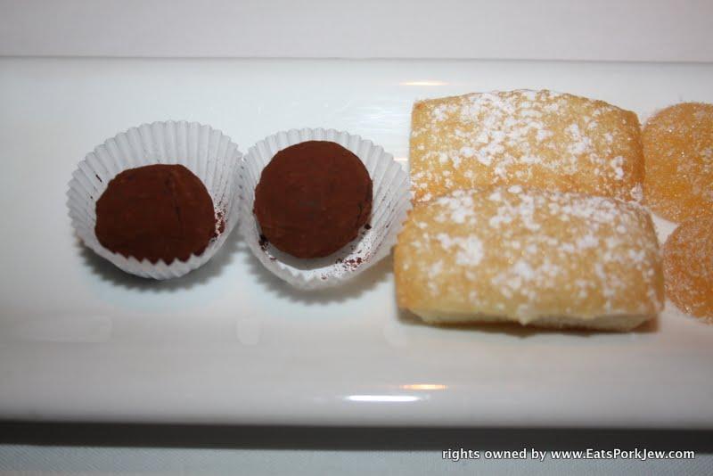 foodporn- desserts at Volt