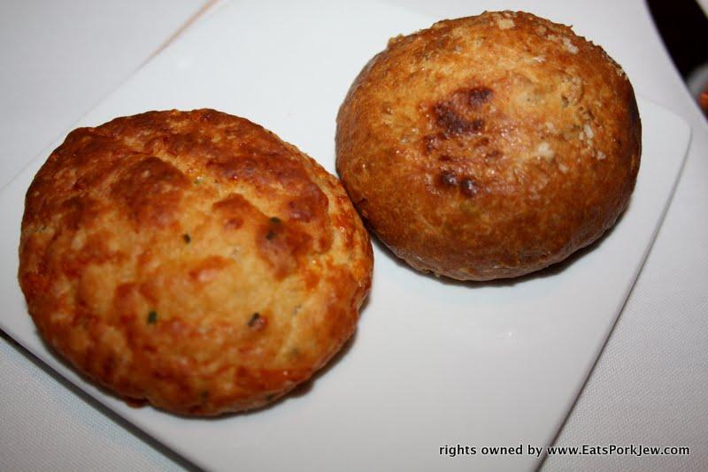 food photos- Volt's biscuit and brioche