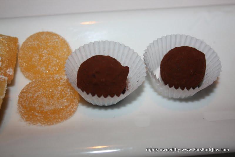 food photos- desserts at Volt